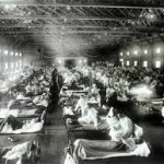 1918 Spanish Flu Beds